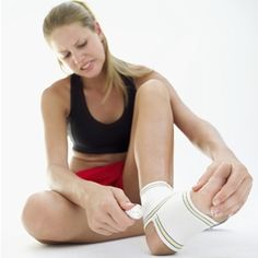 Best Treatment Options For Ankle Sprain