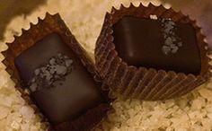 Dark Chocolate Sea Salt Caramels $16.50