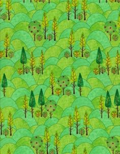 Beautiful Michael Miller fabric.