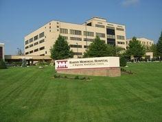 Hardin Memorial Hospital (I was born here).. Elizabethtown Ky