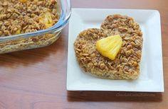 Tropical Baked Oatmeal