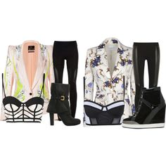 o by justsafeandsound on Polyvore
