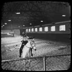 Melbourne Open House 2012. Mounted Police Stables