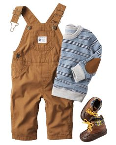 Baby Boy CARAUGUST4F16_CA | Carter???s OshKosh Canada