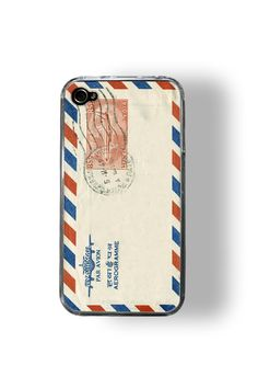 ZERO GRAVITY IPHONE 4/4S CASE PAR AVION
