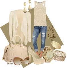 I love everything neutral!!!!