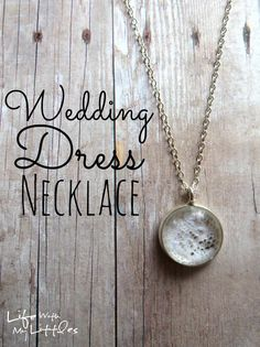 DIY Wedding Dress Ne