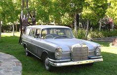 1967 Mercedes-Benz 230S Station Wagon