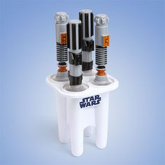Want! Star Wars Lightsaber Popsicles