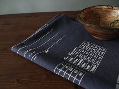 kitchen conversion tea towel