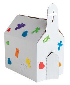 Church Bank Box (420
