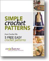 Free crochet e-books