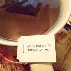 #work #live