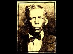 """CHARLEY PATTON (1891-1934) """" Screamin' And Hollerin' The Blues """" (1929) .. This is wonderful!!!"""