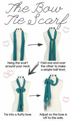 Scarves & Scarf Jewelry or Scarf Charms on Pinterest