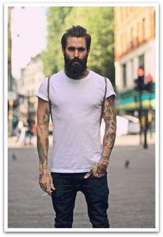 bearded men | Tumblr