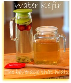 7 Easy Steps to Make Your Own Water Kefir