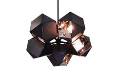 5-Spoke Pendant Light by Gabriel Scott