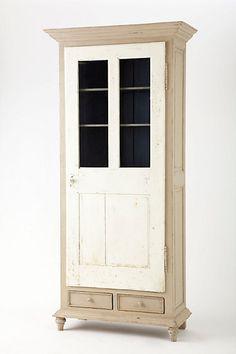 ...a salvaged door