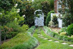 Garden Path by McDonald Landscape, Virginia Beach