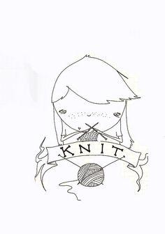 ♥ knitting