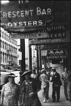 New Orleans 1947 by Henri Cartier-Bresson