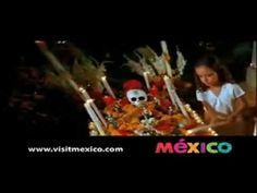 Day of the Dead in Mexico: Día de Muertos en México - YouTube