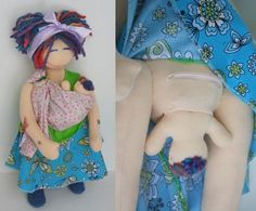 The VBAC doll (yes, you read it right) - http://babyology.com.au/toys/the-vbac-doll-yes-you-read-it-right.html