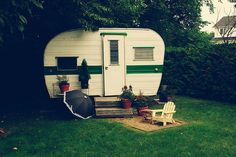 Would be so fun to have in the back yard as a 'guest house'.