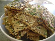 Raw Onion Bread - vegan