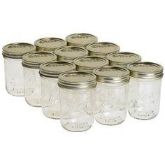 Kerr 0518 wide mouth mason jar pint, 16oz(case of 12) --- http://bizz.mx/jzh