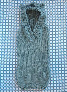 Free Baby Bunting Knitting Patterns : Baby Cocoons on Pinterest Baby Cocoon, Baby Cocoon Pattern and Knitting Pat...