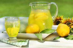 Lemons or Lemonade is one of the best tasting remedies. Whip up a pitcher of lemonade and drink, its that easy. Keep a pitcher made in the refigerator and when you feel the onset of symptoms, pour a glass and drink away the pain.