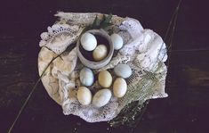 Natural Dye Easter Eggs - Free People Blog