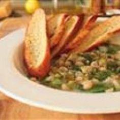 Chef John's Beans and Greens Allrecipes.com