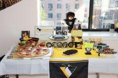 Hockey Themed Birthday Party — Linda Kaye's Partymakers