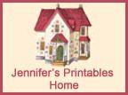 Free printable wallpaper for doll's houses