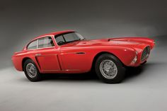 Ferrari 340 Mexico. 1 of 4 built in 1952 and the last sold for 4.3 mil