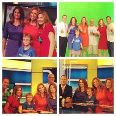 The Weather Channel welcomes Sophia, Make A Wish Foundation