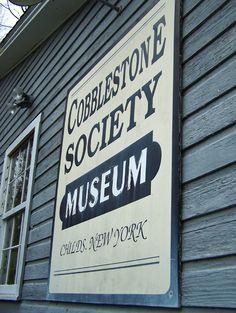 Cobblestone Society Museum, Childs, NY