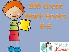 Here is the ultimate list of math literature books!  Check out all these fantastic pieces of children's literature that can be used in math class.  Integrated teaching at it's best!