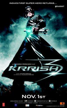 Krrish 3 - Great movie!!
