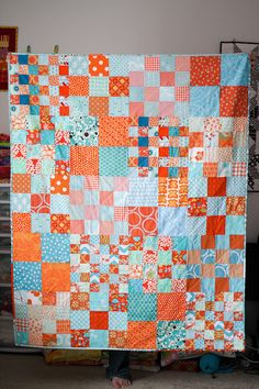 Pretty please. quilt