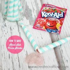 Kool-Aid Pixie Sticks