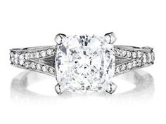 Penny Preville  The Engagement Collection Price: $6,990 Style #: R2176P