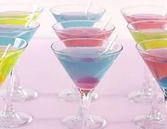 blow pop martinis w bubble gum vodka. mmmmm.