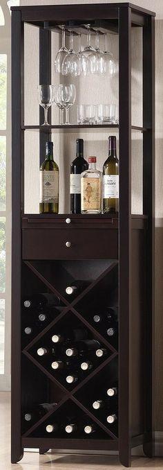Wine storage tower #furniture_design