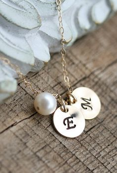 lovely charm necklace