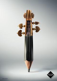 Ossia Music School: Pencil