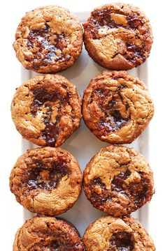 "AMAZING 1 Bowl PB&J Muffins! Naturally sweetened <a class=""pintag"" href=""/explore/vegan/"" title=""#vegan explore Pinterest"">#vegan</a> <a class=""pintag"" href=""/explore/glutenfree/"" title=""#glutenfree explore Pinterest"">#glutenfree</a>. Made Just Right. Plant Based. Earth Balance."